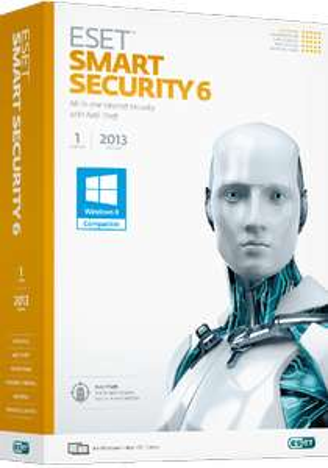 Logiciel eset smart security gratuit pendant  6 mois