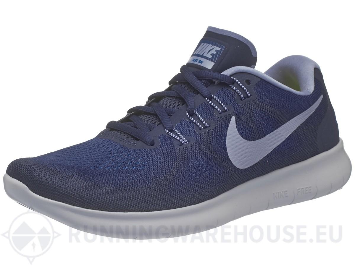 Chaussure Nike Free RN 2017 Bleu Binary/Bleu Obsidian (plusieurs tailles)