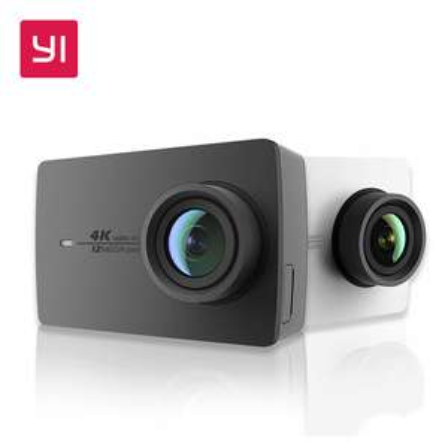 "Caméra sportive Xiaomi 2.19"" Yi 4K - 12 Mpix, CMOS"