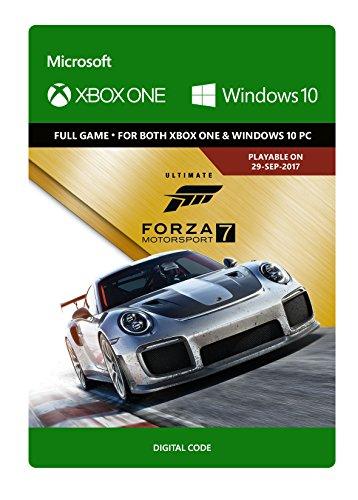 Forza Motorsport 7: Ultimate Edition sur PC et Xbox One (Dématérialisé)