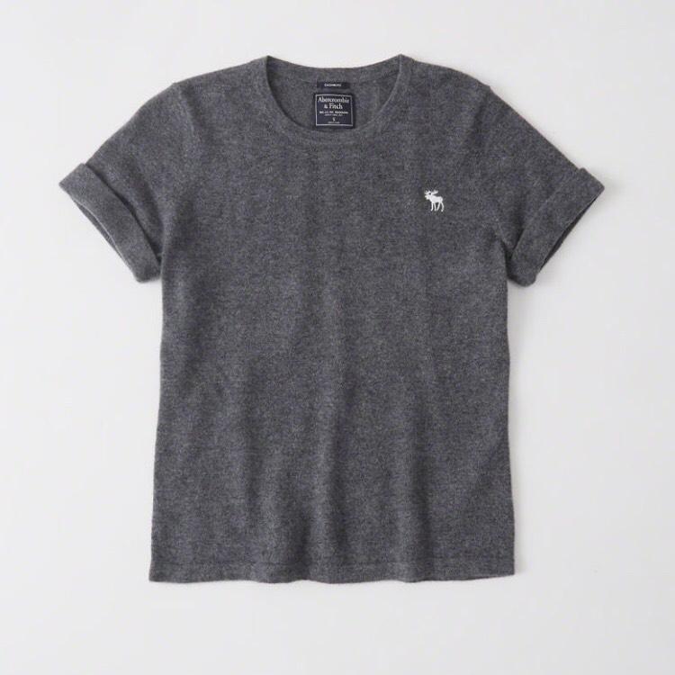 T-Shirt en cachemire à Emblème - femme