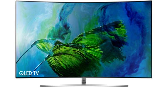 "TV 65"" Samsung QE65Q8C - 4K UHD - QLED (Extension de garantie 5 ans offerte via ODR) - Saint Priest (69)"