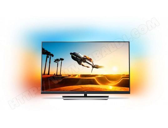 """TV LED 49"""" Philips 49PUS7502 4K Ambilight (ODR 200€)"""