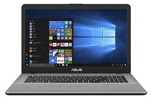 "PC Ultrabook 17,3"" Asus Vivobook N705UD-GC129T - Full HD - i7 - 8 Go RAM - SSD 128 Go"