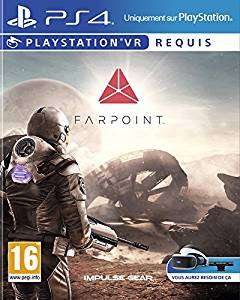 Jeu PS4 VR Farpoint