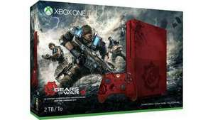 Console Xbox One S 2 To Gears of War 4 Édition limité (Xbox One S 1 To Gears of War 4 à 218.32€)