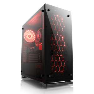 PC Gamer BoostBoxx Advanced 3980 - Special edition (i7-7700K, GeForce GTX1060, 16Go RAM, 256Go SSD)