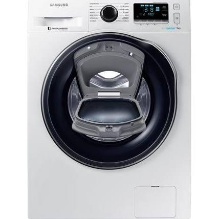 Lave linge Samsung ADD WASH WW90K6414QW (via ODR 70€)