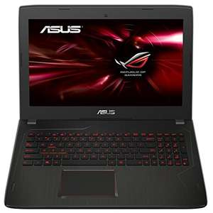 "PC Portable 15.6"" Asus ROG FX553VE-DM252T (FHD, Intel Core i5, 8Go RAM, HDD 1To + SSD 128Go, GeForce GTX 1050 Ti)"