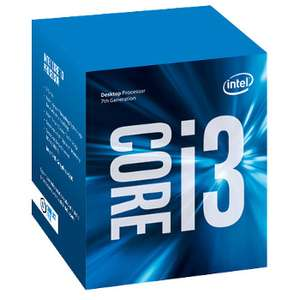Processeur Intel Core i3-7100 (3.9 Ghz) - LGA 1151