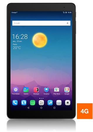 "Smartphone 9.6"" Alcatel onetouch Pop 10 noir"