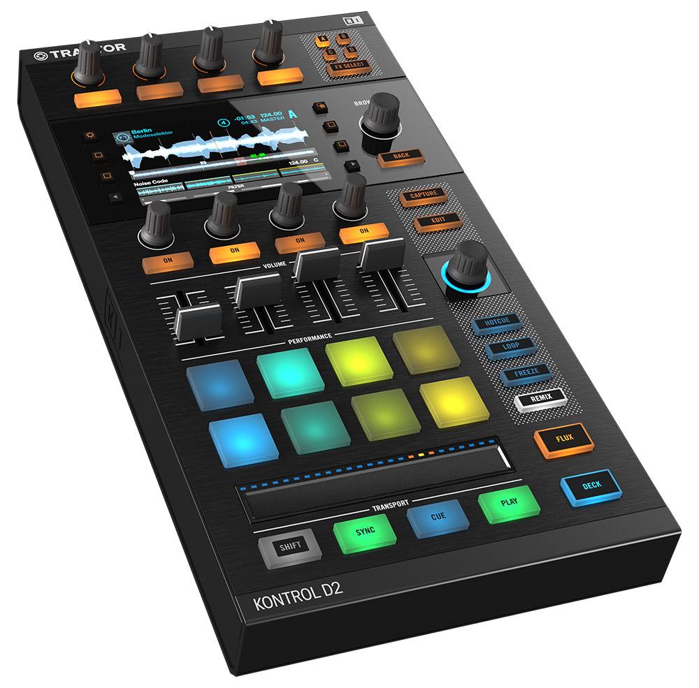 Sélection de produits DJ en promotion - Ex: Contrôleur USB Traktor D2