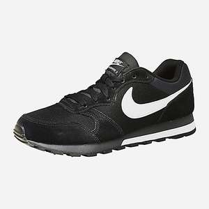 Paire de chaussures Nike MD Runner 2 - Noire