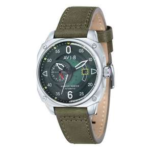 Selection de montre automatique à 50% - Ex : Hawker Hunter AV-4043-02 à 145€