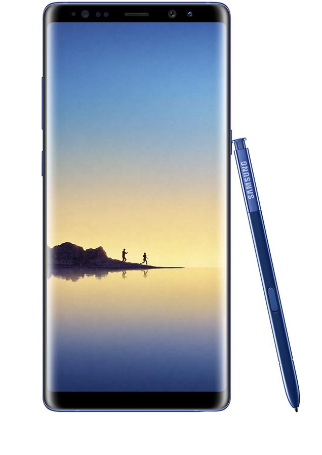 Smartphone Samsung Galaxy Note 8 (80.90€ sur la carte) - Carré-senart (77)