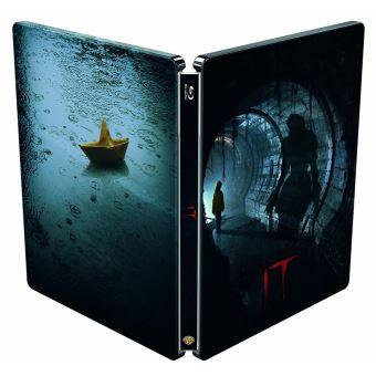Ça le film Edition spéciale Fnac Steelbook Blu-ray 4K, 2D (+ 5 euros pour les adhérents)