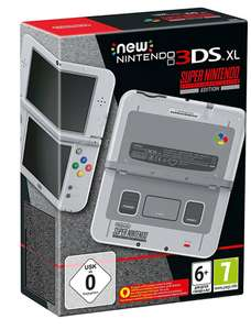 Console New Nintendo 3DS XL SNES Edition