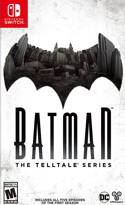 Batman : Telltale Series Saison 1 sur Nintendo switch
