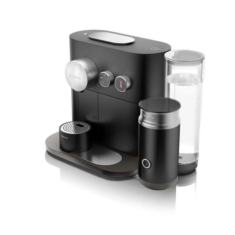 Machine Nespresso Expert XN6018 + Aeroccino