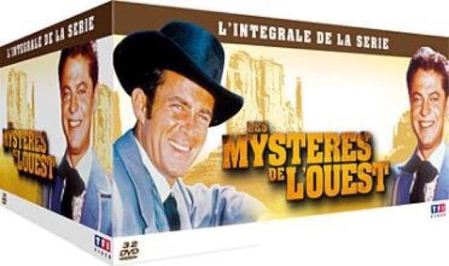 Les mystères de l'Ouest l'intégrale DVD