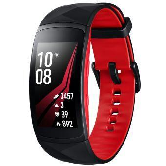 Bracelet connecté Samsung Gear Fit 2 pro (vendeur tiers)
