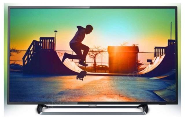 """TV LED Philips 43"""" 43PUS6262/12 4K (Avec ODR de 50€)"""