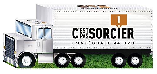 Coffret 44 DVD Intégrale C'est pas Sorcier - Edition collector Camion