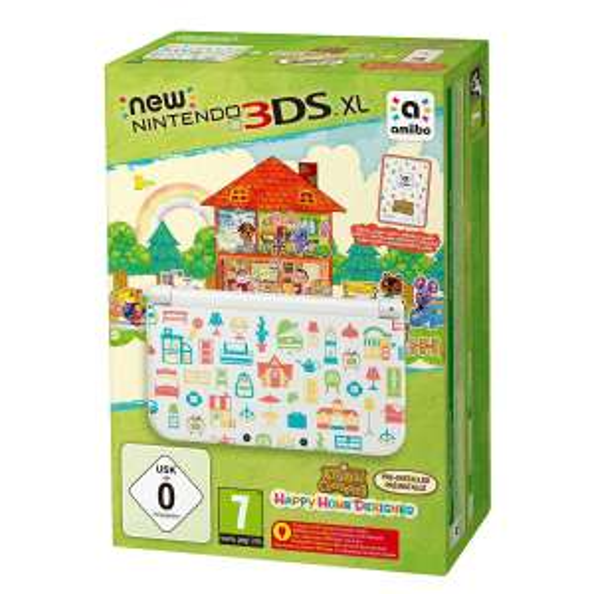 Console New Nintendo 3DS XL Animal Crossing - Super U Sisteron (04)