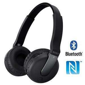 Casque bluetooth Sony DR BTN200 - Noir