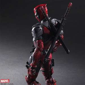 Sélection de figurines Play Arts Kai en promotion - Ex: Figurine Marvel Deadpool