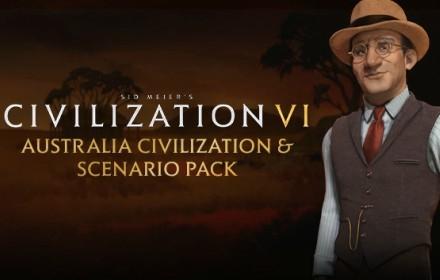 DLC Australie pour Civilization VI sur PC (Dématérialisé - Steam)