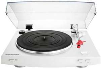 Platine vinyle Audio Technica ATLP3 - Blanc