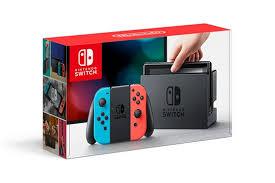 Console Nintendo Switch - Auchan Dardilly 69 (via 60€ fidélité)
