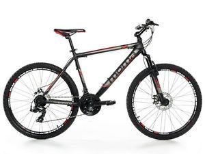 "VTT 26"" Mountainbike Aluminium Shimano, Freins disques, suspension avant, M - L - XL"