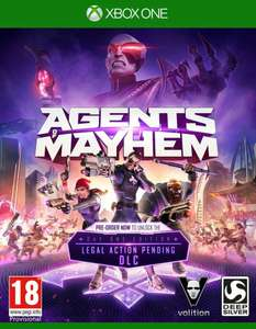 Agents of Mayhem - Special Edition sur PS4 et Xbox One