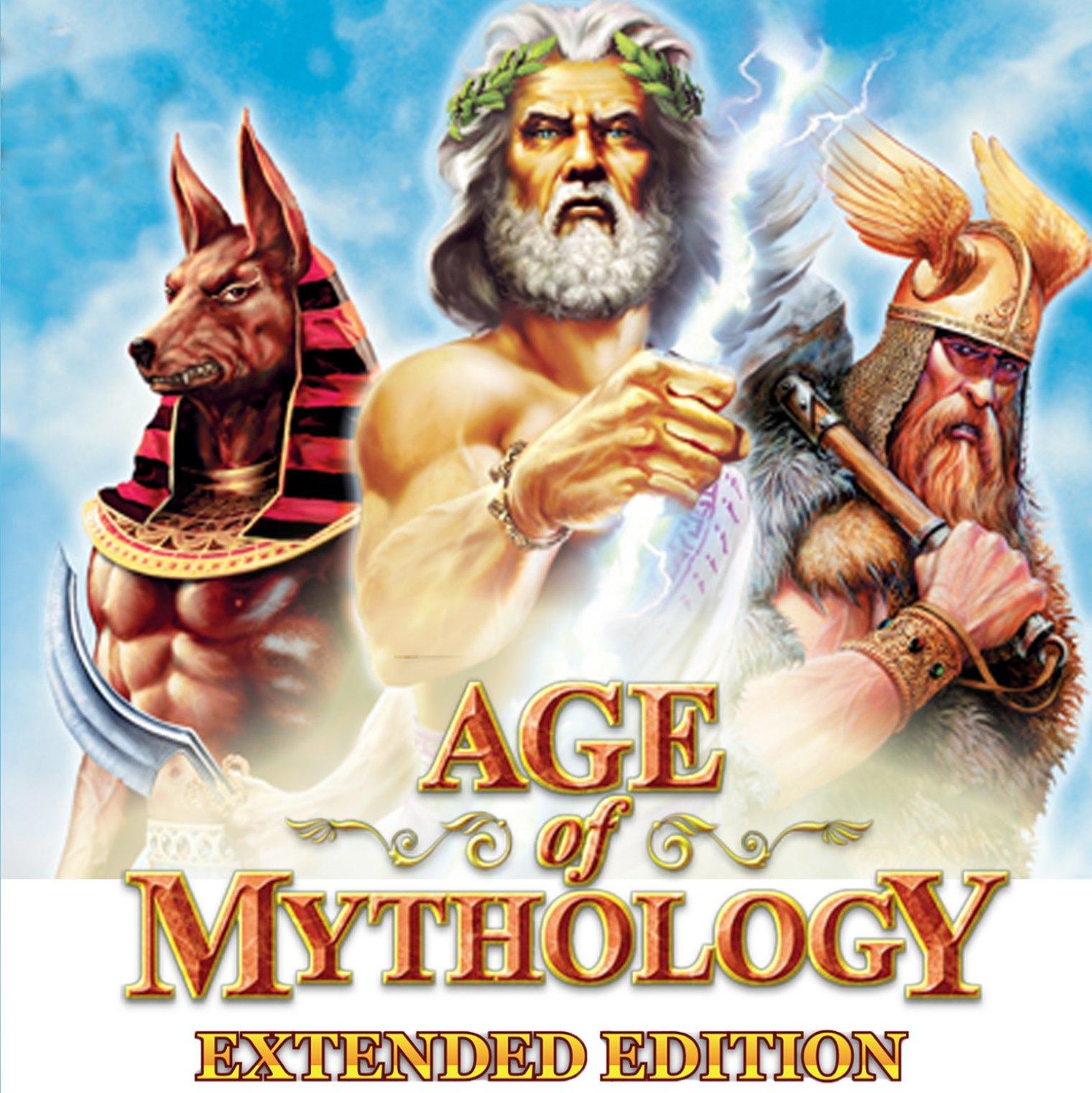 Age of Mythology : Extended Edition sur PC (dématérialisé)