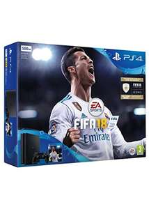 Console Sony PS4 Slim 500 Go + FIFA 18