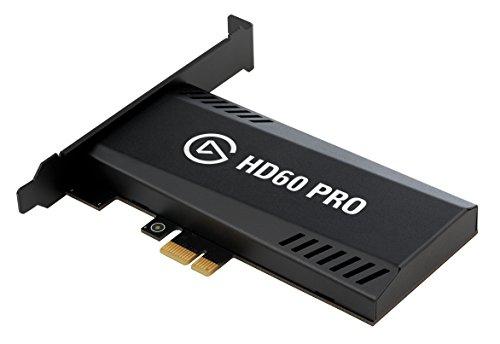 Carte d'enregistrement Elgato Game Capture HD60 Pro
