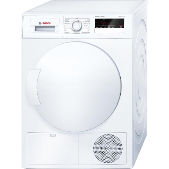 Sèche linge pompe à chaleur Bosch WTH 83200FF 8Kg + Google Home mini