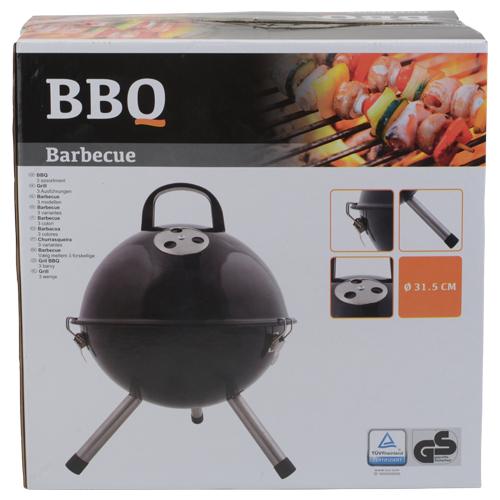 Barbecue 31.5 cm (Divers coloris)