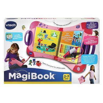 Système interactif pour enfant Magibook Starter Pack Rose