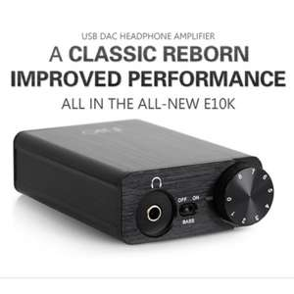 DAC USB FiiO E10K