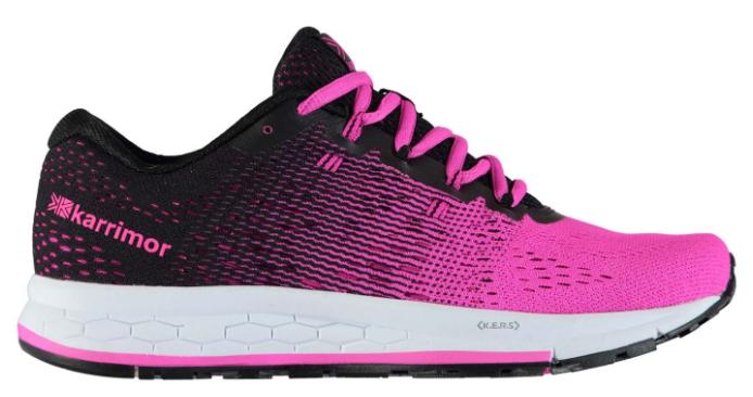 Jusqu'à -50% de remise sur tout le rayon running - Ex : Chaussures de course Karrimor Rapid Femme à 36€