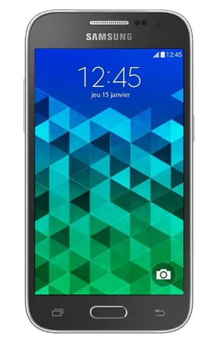 "Smartphone 4.5"" Samsung Galaxy Core Prime 4G (Avec ODR 30€)"