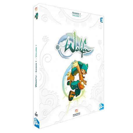 Coffret DVD Wakfu - Saison 1 Volume 1: L'odyssée de Yugo