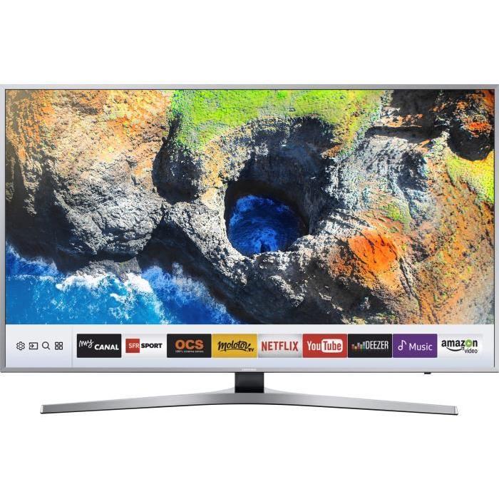 "TV LED 49"" Samsung UE49KU6450 - UHD 4K, Smart TV, HDR"
