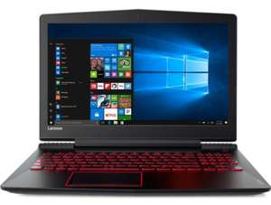 "PC Portable 15.6"" Lenovo Legion Y520-15IKBM - Full HD, RAM 8Go, 1 To + SSD 128Go, Windows 10"