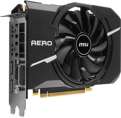 Sélection de Cartes Graphique en promotion - Ex:  MSI GeForce GTX 1070 Aero ITX OC - 8 Go