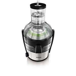 Centrifugeuse Philips HR1863/20 Viva Metal 700W Technologie QuickClean