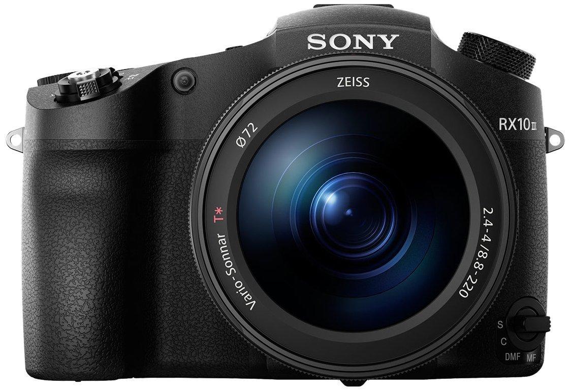 Appareils Photo Numériques  Sony Cyber-SHOT DSC-RX10 III - 21Mpix, Zoom Optique 25x
